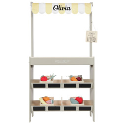 Marchande en bois Little Dutch