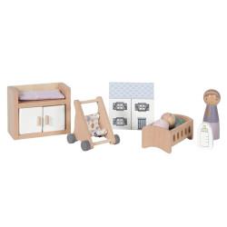 Accessoire maison de poupée...
