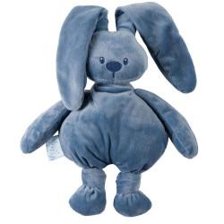 Peluche enfant Lapidou bleu...