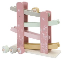 Circuit en bois rose Little...