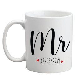Mug à personnaliser - Mr