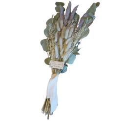 Bouquet de fleurs séchées -...