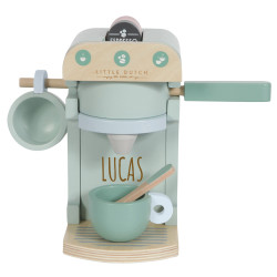 Cafetière en bois Little Dutch