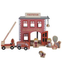 Caserne de Pompier - Little...