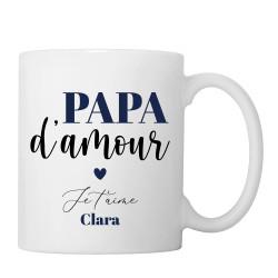 Mug à personnaliser - Papa...