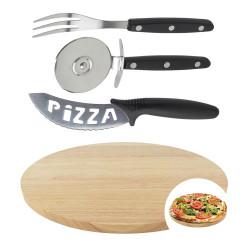 Coffret pizza 10 pièces