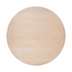 Planche apéro en bois ronde