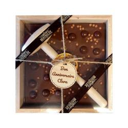 Chocolat à casser - Lait...