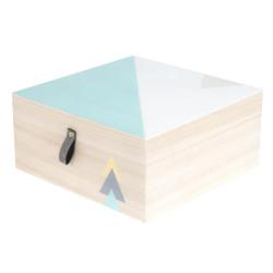 Petite boîte géométrique