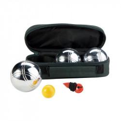 Set de 3 boules de pétanque