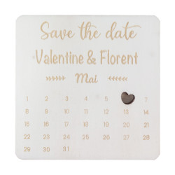 Magnet Save the date...