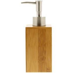 Distributeur à savon en bambou
