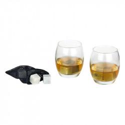Coffret verre à Whisky