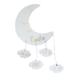 Lune naissance