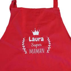 Tablier de cuisine - Maman