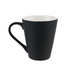 Mug céramique noir