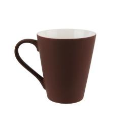 Mug céramique marron