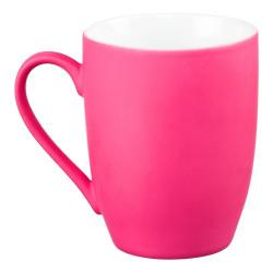 Mug céramique coloré rose