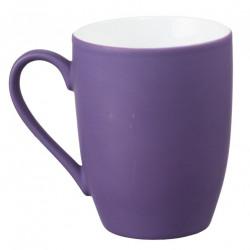 Mug céramique coloré violet