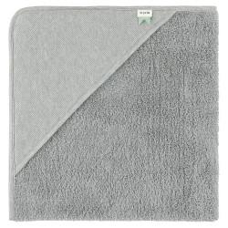 Cape de bain grise