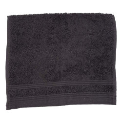 Serviette 30 x 50 cm noire