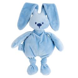 Peluche enfant Lapidou bleue