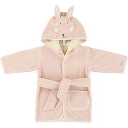 Peignoir enfant lapin