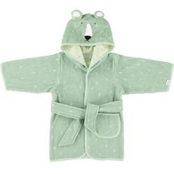 Peignoir enfant ours